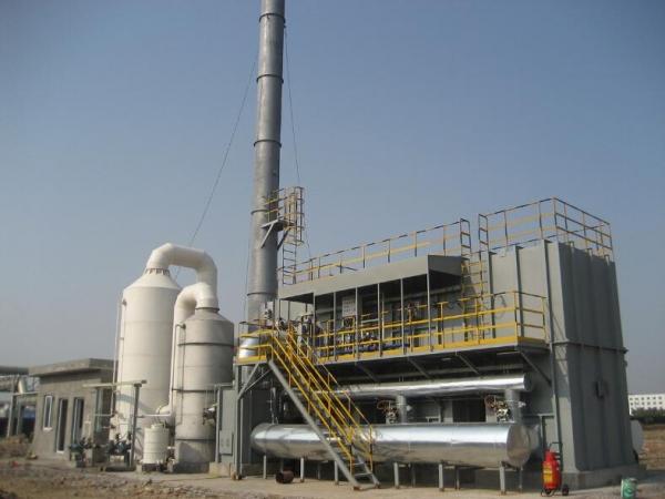 蓄热式氧化炉RTO废气处理设备