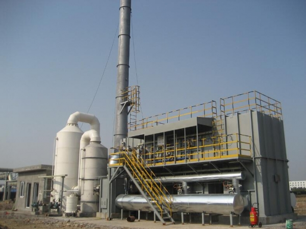 工业锅炉除尘处理方案