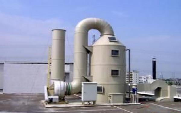 工业转炉除尘水处理