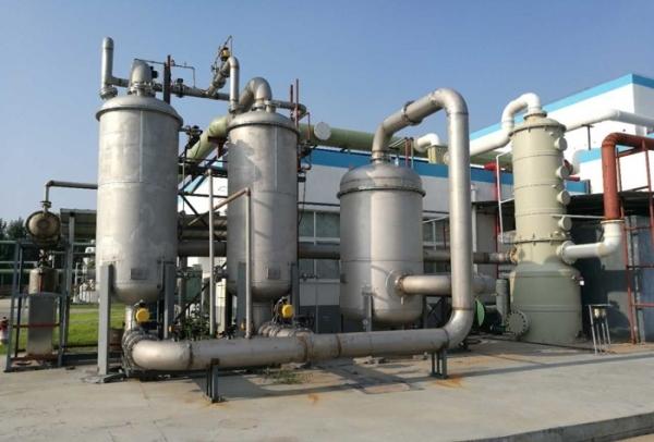 工业废气的处理方法