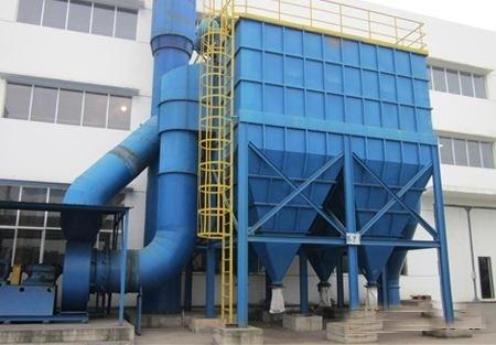 工业废气处理方案