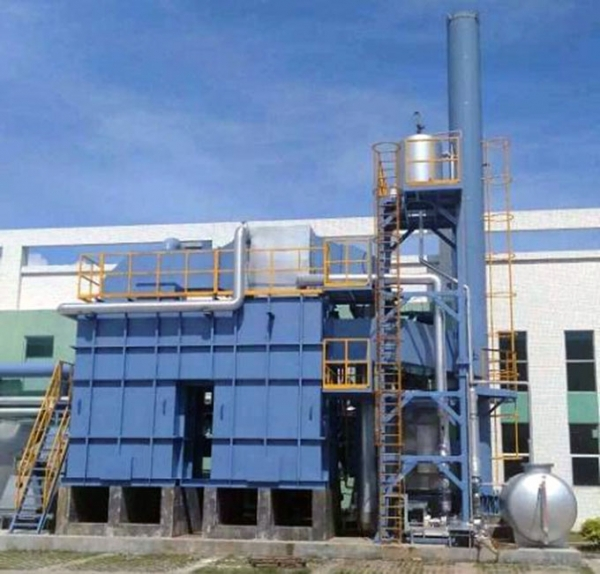 工业废气处理工艺