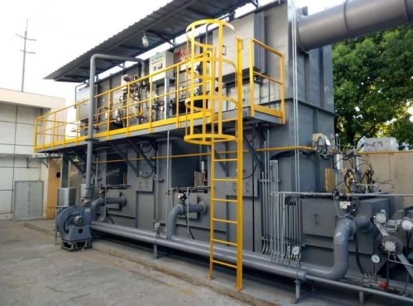 宁波工业废气处理
