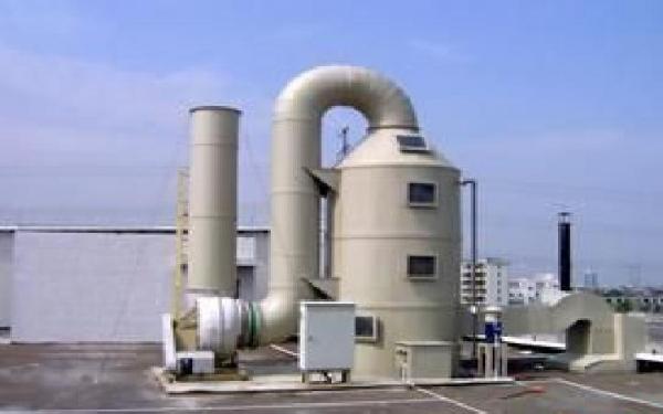 工业除尘尾气处理